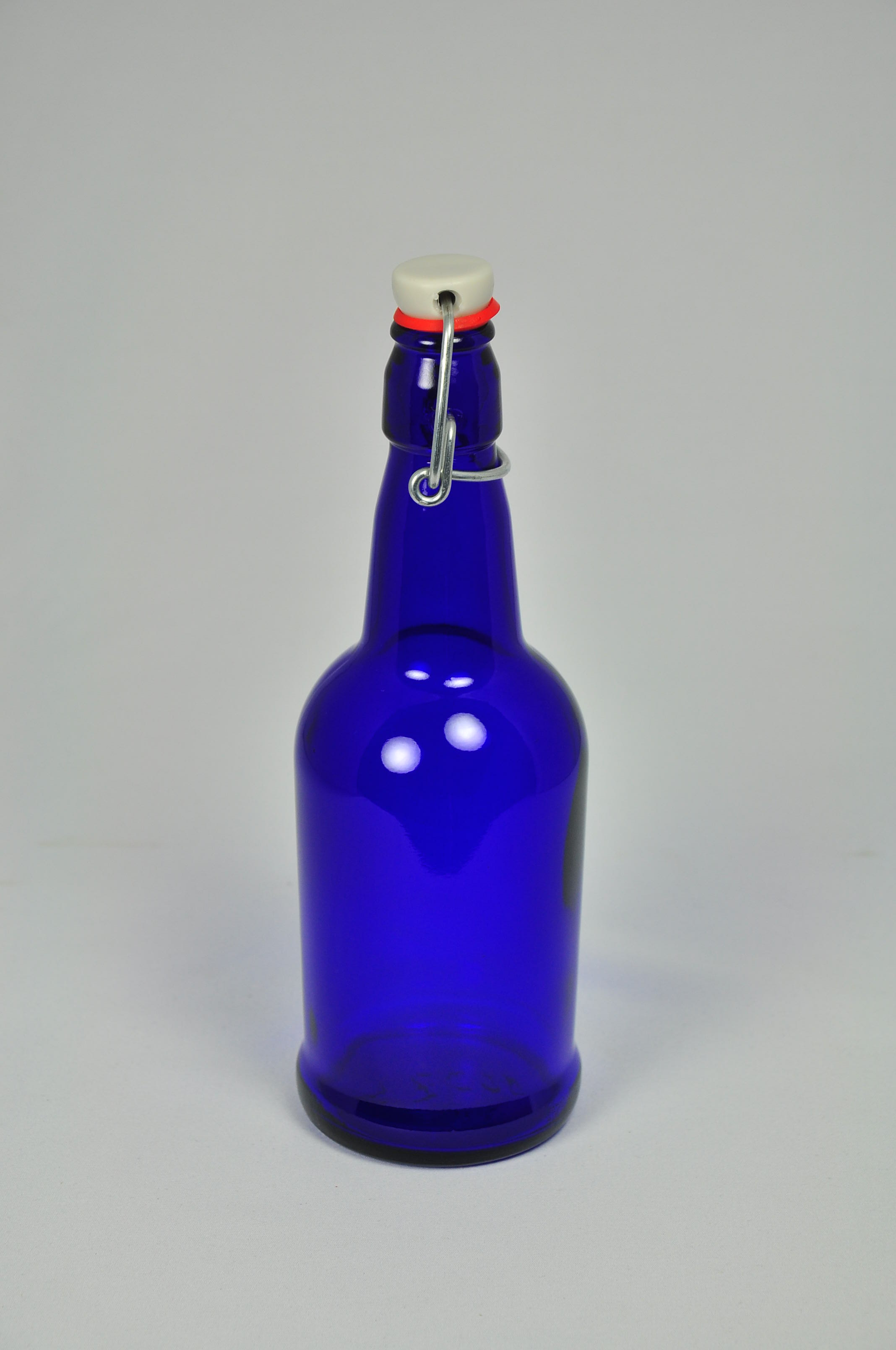 Blue EZ Cap Bottle 500ml case of 12