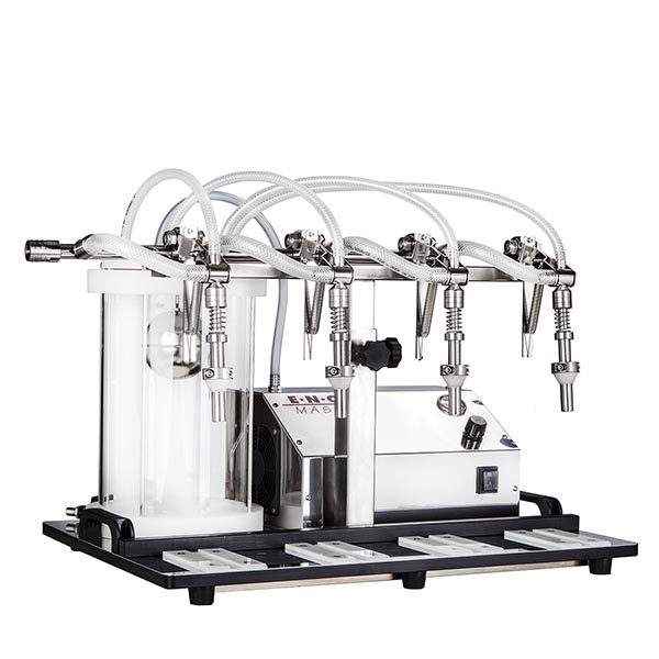 Enolmaster 4-Head Bottle Filler
