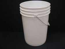 Primary pail 23L (used) no lid