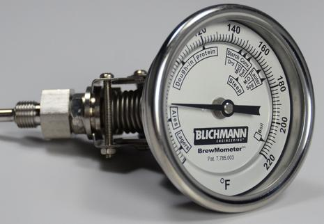 Blichmann Brewmometer Thermometer Celsius
