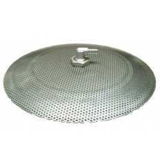 False Bottom Stainless Steel 12""
