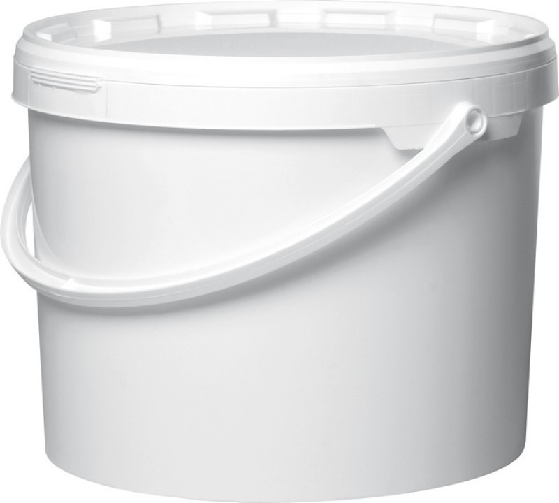 Primary pail - 7.6L with lid