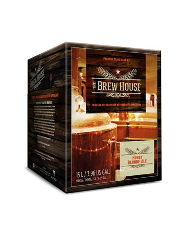Brewhouse Pale Ale - Beer Kit