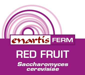 Yeast Red Fruit 500g