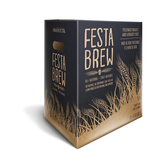 Festa Brew 23L Blonde Lager Kit