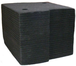 Carbon Filter Pads for Minijet pack of 25