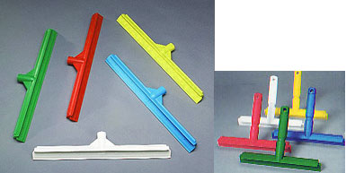 Squeegee c/w handle