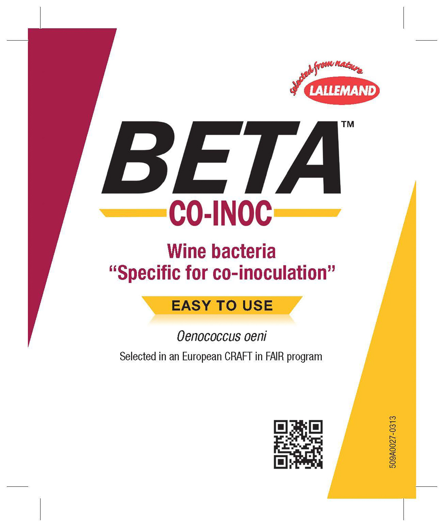 Malolactic Bacteria - Beta Co-Inoc- 2500L