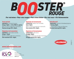 Booster Rouge 2.5kg