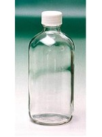 Sample Bottle - Clear glass 125ml