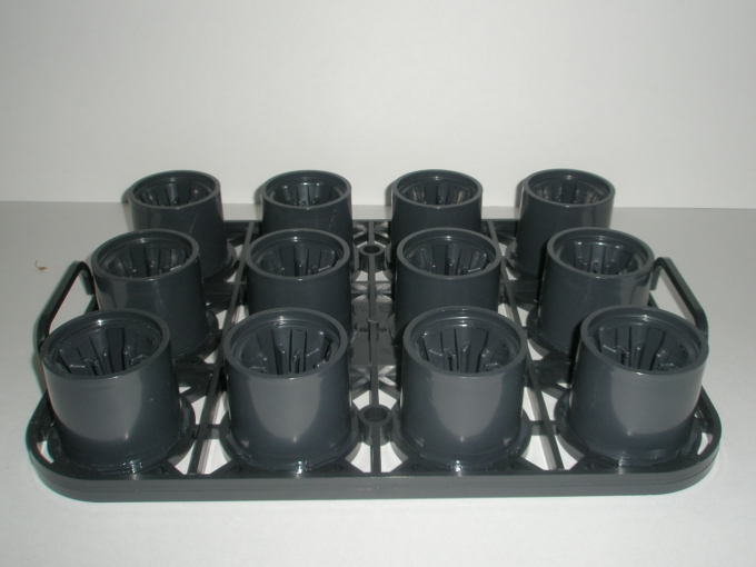 Beer Bottle Trays for the JET Bottle washer