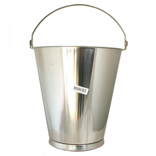 Stainless Steel Pail, 15L