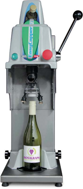 Capper -  for Screw-Cap Bottles