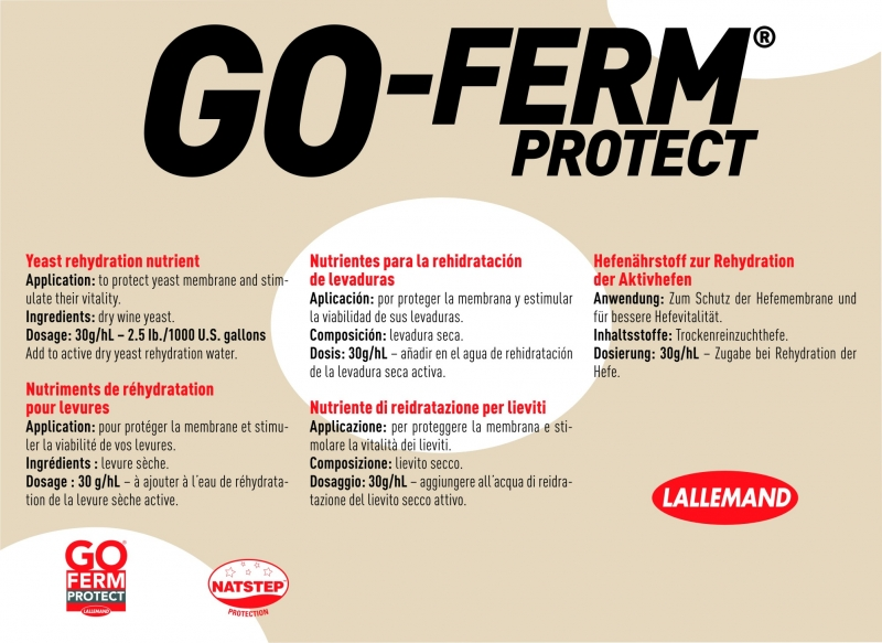 Go Ferm - Protect Evolution (ORGANIC) 2.5kg