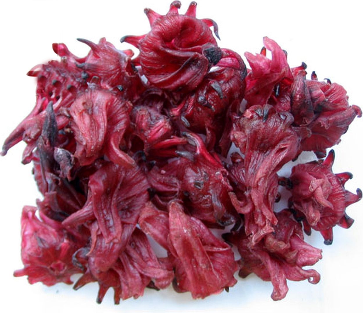 Hibiscus Flowers, Dried 1lb