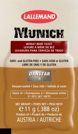 Munich Wheat Dry Ale Yeast - 11g