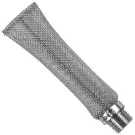 Torpedo Screen, Stainless Steel, 7""