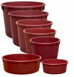 Plastic Pails and Tubs