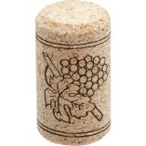 "Corks - Agglomerated,  1 1/2"" (#9 Short) - Package Size: 100 to 1000"