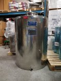 Used Tank - 1000L, Closed Top with Sample Valve