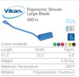 Ergonomic Shovel - Large Blade