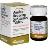 AimTab sugar testing tablets 36 pack