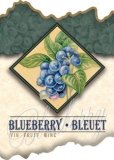 Blueberry Wine Labels (pack of 30)