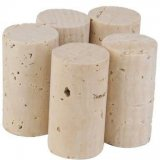 "Corks - Natural, ""Bosagrape's Best"" 1 3/4"" - Package Size: 100 to 1000"