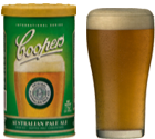 Coopers Australian Pale Ale - Beer Kit - International Series