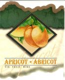 Fruit Wine Labels (pack of 30) (APRICOT)
