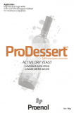 Encapsulated Yeast - ProDessert - 1kg